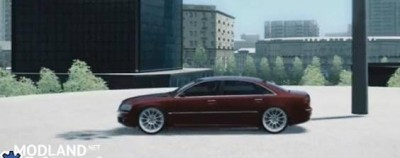 Audi A8 W12 Stance [1.5.0], 1 photo